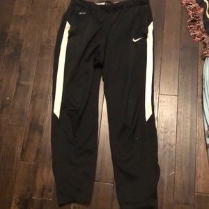 Nike dri-fit soccer pants